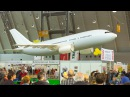 GIGANTIC AIRBUS A-320 RC AIRLINER FOR INDOOR FLIGHT