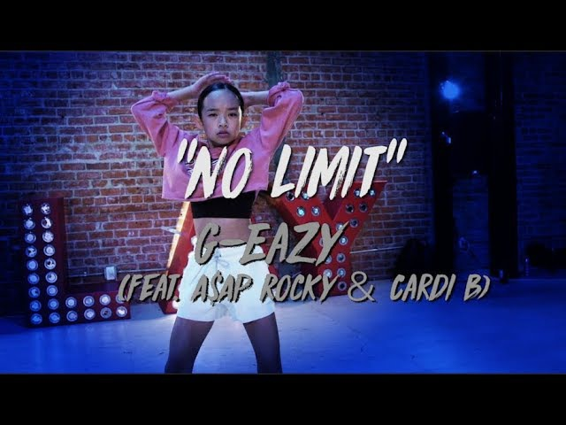 G-Eazy (feat. A$AP Rocky Cardi B) - No Limit | PLAYGROUND EDITION | Nicole Kirkland Choreography