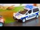 МУЛЬТИКИ ПРО МАШИНКИ - Полицейская машина, Пожарная машина - Все серии подряд Сборник 60 Минут