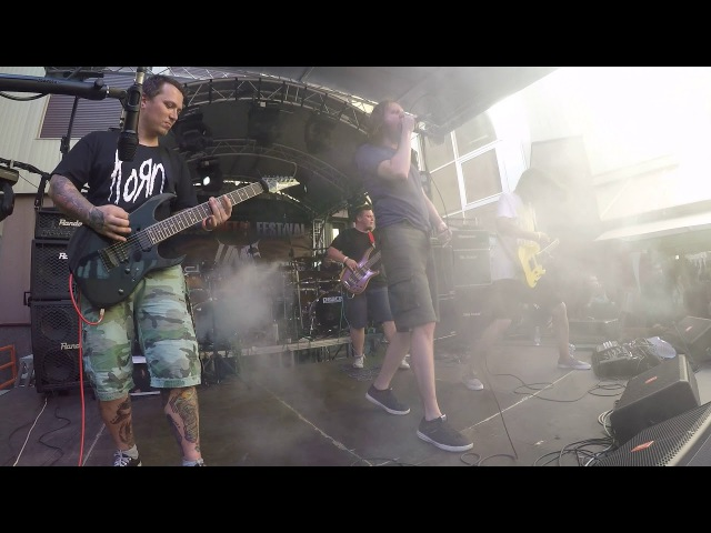 Zv!k - Before I foget (Slipknot cover) UMF 2017