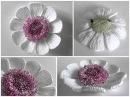 Копия видео Вязаные крючком красивые цветы. Crochet Beautiful Flower