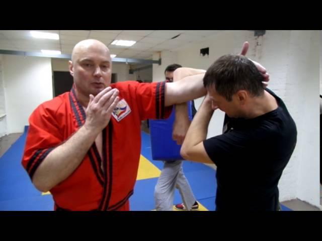 Уроки Филиппинского бокса - ПАНАНТУКАН : удары локтями, защиты.