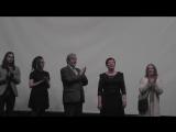 Коллектив фильма-спектакля Смешной. Презентация на Лендоке 22.05.2017