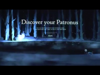 Harry Potter cast members discover their Patronuses on Pottermore