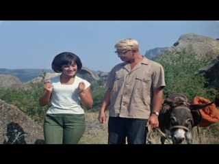 Кавказская пленница (1966) – Песенка о медведях (Где-то на белом свете...)