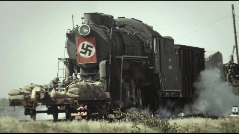 Баллада о Бомбере (2011) Военный, Русский сериал