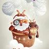 Новогодняя Интерактивная Сказка в ШРР Ладушка