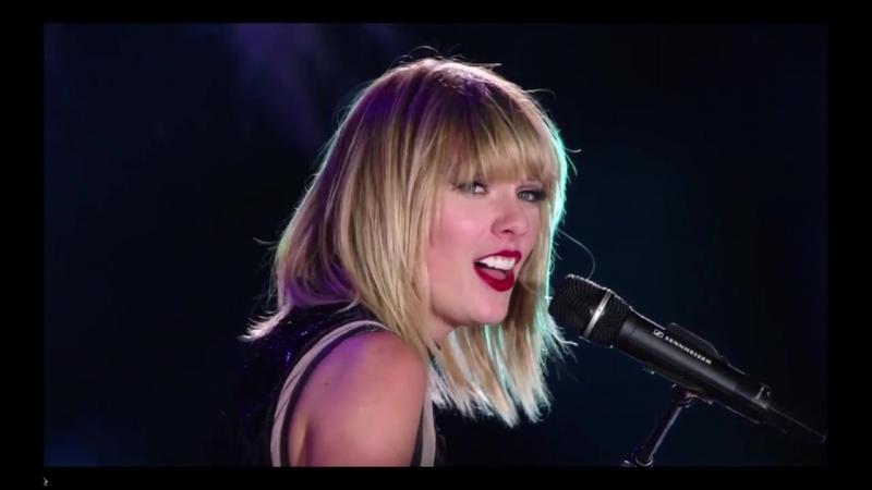 Taylor Swift - Wildest Dreams (Live at Austin Texas GP, Formula 1, 2016)