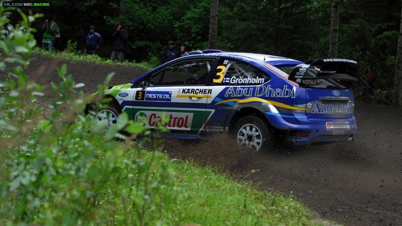 WRC 2007. Этап 9. Обзор Ралли Финляндии