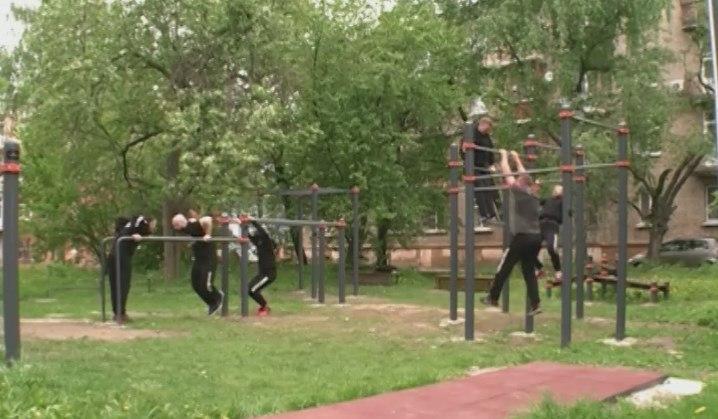 70 уличных спорткомплексов появятся в Ярославской области летом