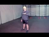 Air squats обучение воздушным приседаниям CROSSFIT БаТ-АН ВыпускI Кроссфит для начинающих