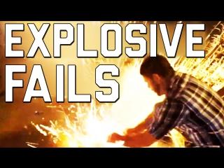 Ultimate explosive fails compilation || failarmy