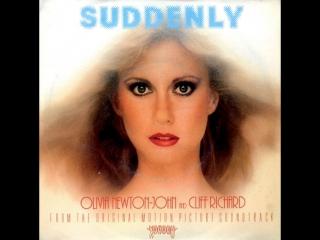 Olivia Newton-John & Cliff Richard - Suddenly