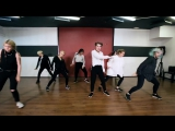 Hendrix Studio Кожуховская. Танцевальный зал № 14. Танцы в Москве! [K POP COVER DANCE] EXO (엑소)– 전야 (前夜) (The Eve) team Party Ha
