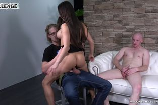 MeloneChallenge – Orgy Try-Out 1