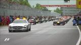 2011 Canadian Grand Prix - Button Passes Vettel For Last-Gasp Win