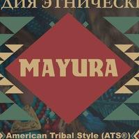 Логотип Mayura Tribe Трайбл Пространство в Саратове!