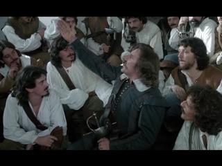 Сирано де Бержерак / Cyrano de Bergerac 1990 (Жан-Поль Раппно)