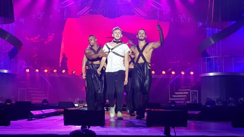 Britney Spears - Live in Concert /Tel-Aviv 3 July (Piece of Me Show/Freakshow part 2)