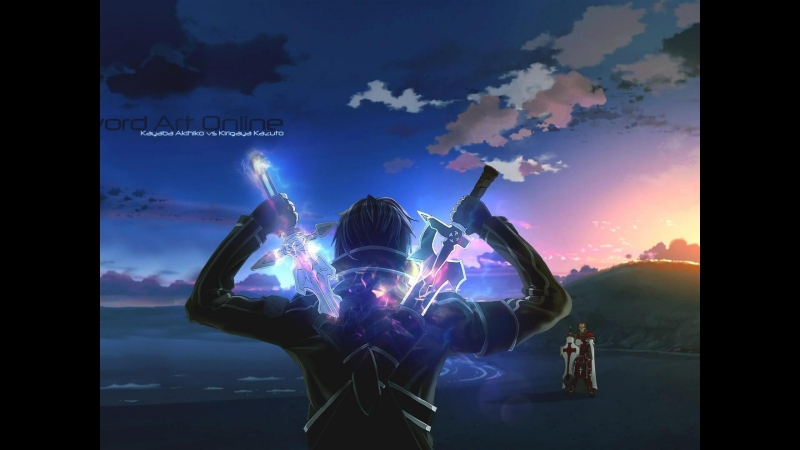 Мастера меча Онлайн Sword Art Online 1,2,3,4,5,6,7,8,9,10,11,12,13,14,15,16,17,18,19,20,21,22,23,24,25,26,27 серия ТВ TV сезон