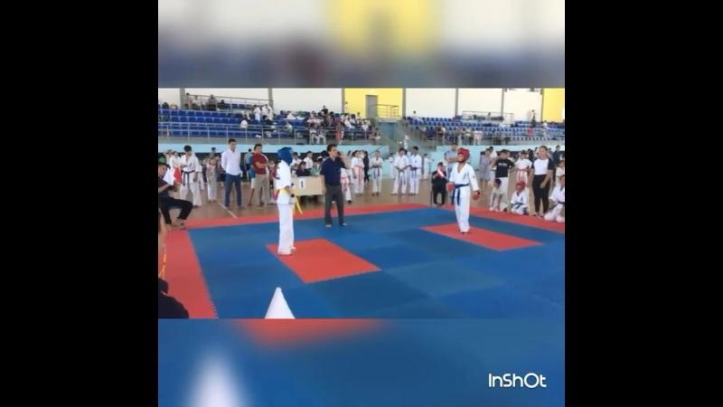 Актау_Республикалық Чемпионат Шинго (жёлтый поес)Уширо маваши💪