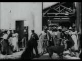 Выход рабочих с фабрики