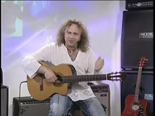 Школа игры на электро гитаре Виктора Зинчука УРОК №1