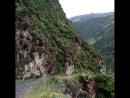 По дороге в Gruta De La Paz, Ecuador