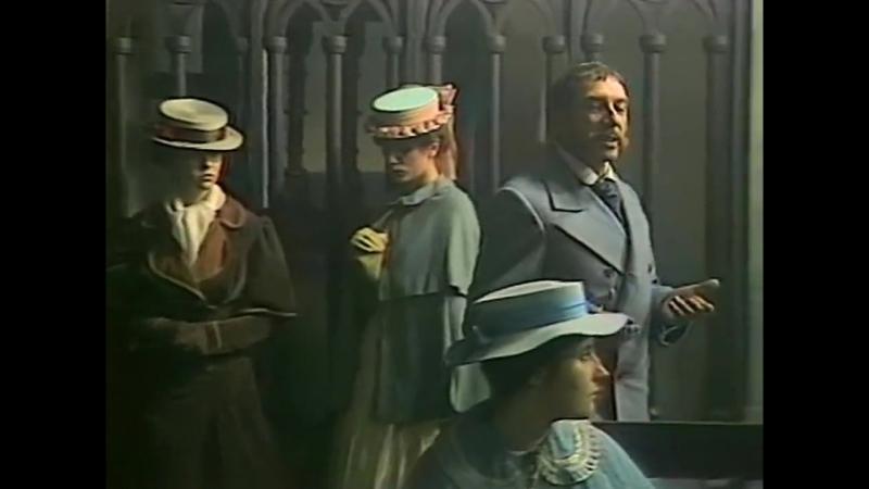 «Тайна Эдвина Друда» (1980, 4-я серия) - драма, детектив, реж. Александр Орлов