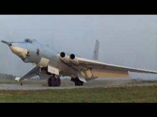 Myasishchev M-4 3M. Sowjetischen strategischen Bomber.