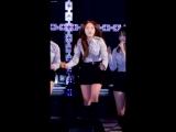 170501 여자친구 (GFRIEND) FINGERTIP(핑거팁) [신비] SinB 직캠 Fancam (제55회경북도민체육대회) by Mera