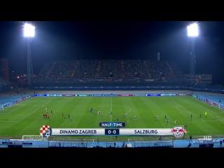 89 CL-2016/2017 RB Salzburg - Dinamo Zagreb 1:2 (24.08.2016) HL
