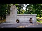 Акция памяти на Братском кладбище в  Москве