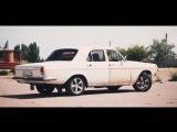 ГАЗ 24 Волга дрифт мотор v8