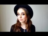 Елена Полянская - макияж для фотосессии