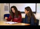 Cambridge English Preliminary for Schools, Victoria and Chiara