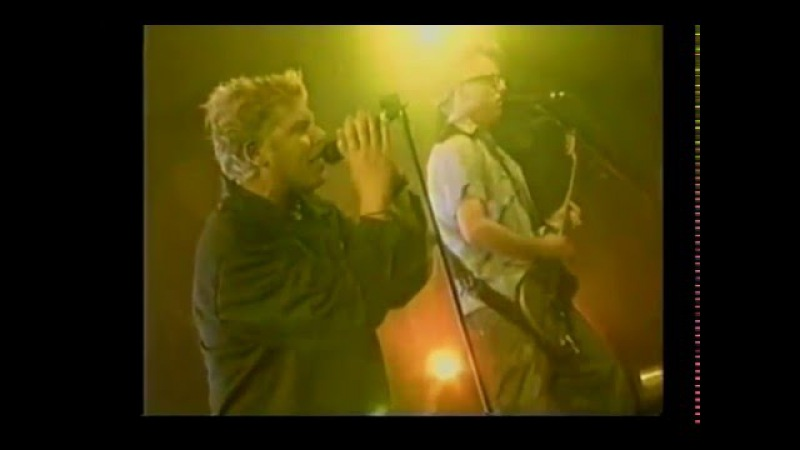 The Offspring Live In Colombia (10/29/2004)