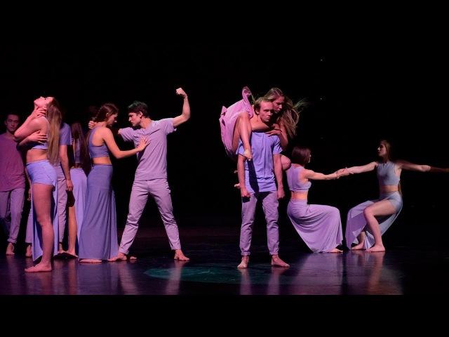 IOWA (Айова) - Одно и то же. Контемпорари. «The First Crew» Шоу «Танцуют все!» 16.04.2017