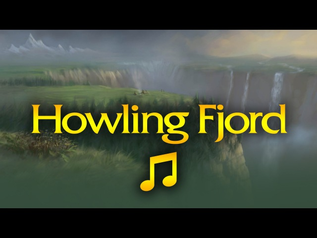 World of Warcraft - Music Ambience - Howling Fjord and Utgarde Keep
