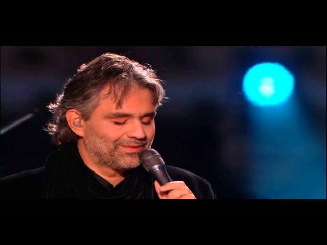 ANDREA BOCCELI Canzoni Stonate (HD)(HQ)