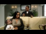 Kim and Kanye, seeking babysitter. - The Guignols 0303 - CANAL+