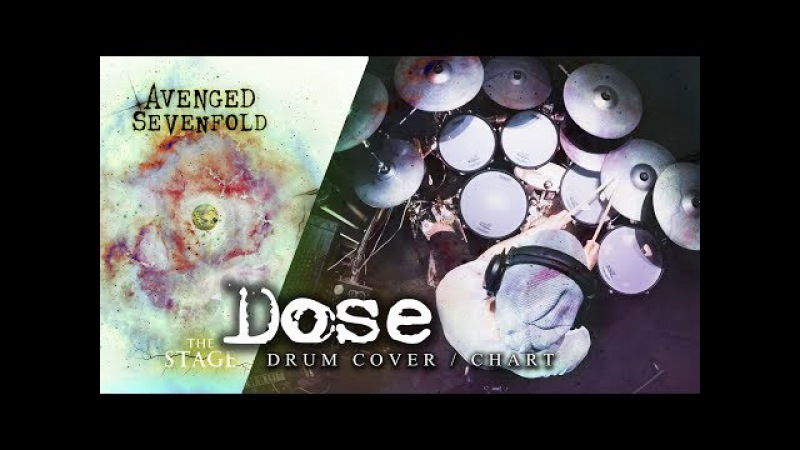 Avenged Sevenfold - Dose (Drum Cover/Chart)