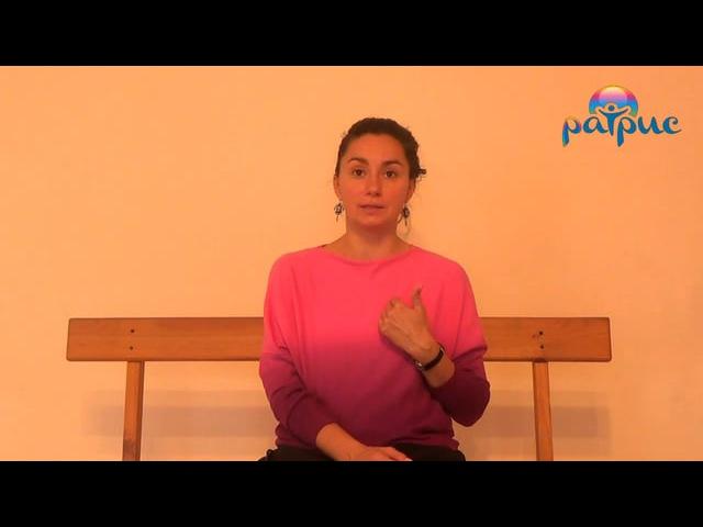 Ведущая курса Анна Чупахина