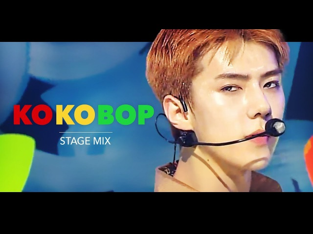 [LIVE] EXO「Ko Ko Bop」TV Performance Stage Mix Special Edit.