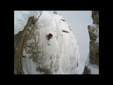 S&ampS Wallride at Jackson Hole, 85 Foot Cliff Front Flip, Drone Powder Skiing with Owen Leeper