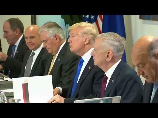 Юнкер - Трампу: неправда, что немцы очень плохие