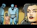 """Комикс «Супермен. Красный сын». 13 часть """"Лоис Лейн и Лекс Лютер"""""""