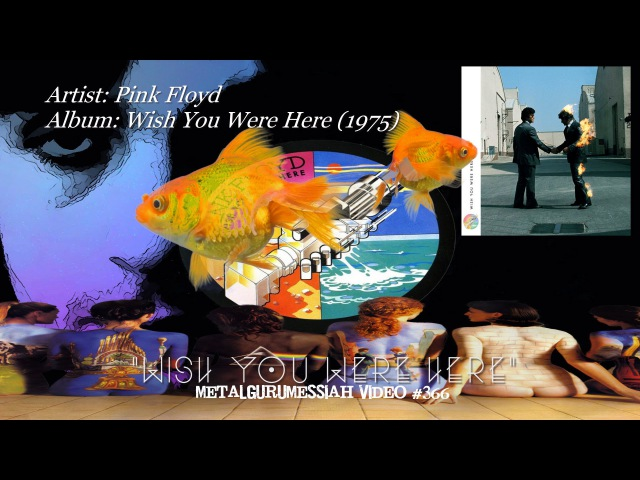 Wish You Were Here - Pink Floyd (1975) 24bit FLAC