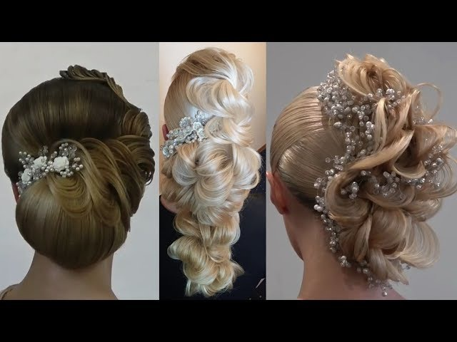 Peinados Hermosos y Elegantes Compilación - Beautiful and Elegant Hairstyles Compilation 2017