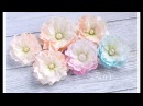 Handmade Silk Foam Flower Tutorial Giveaway * Emilia Sieradzan *